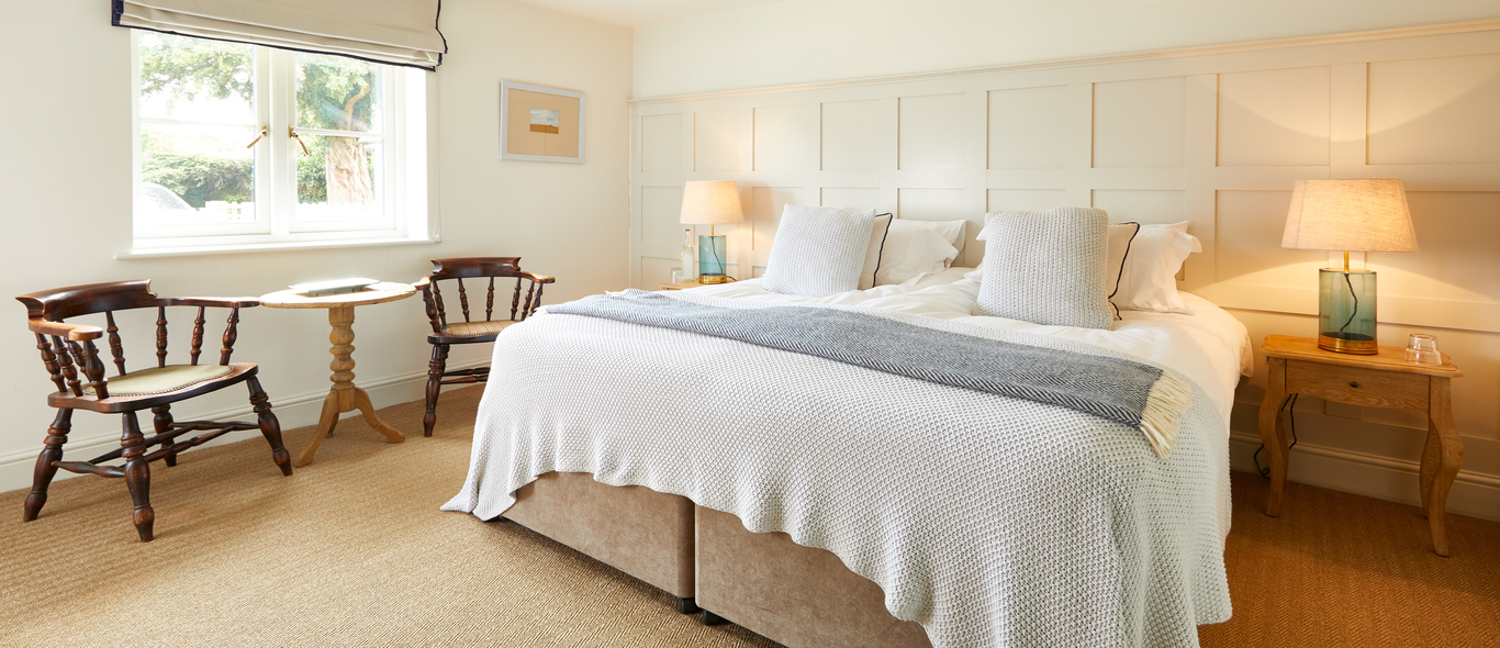 Comfortable and cosy guestrooms